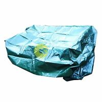 Durable Waterproof Green 5FT 1.6M 3 2 Seater Garden Bench Seat Protection Cover