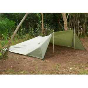 Snugpak All Weather Shelter OD Green, Polyester Ripstop, 3m x 3m