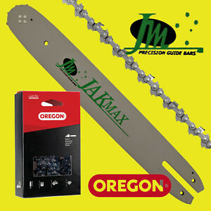 "JakMax 12"" Guide Bar & Oregon Chain for Makita DCS232 340 400 UC3530 Chainsaws"