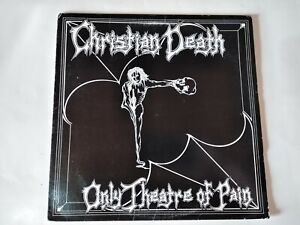 christian death only theatre of pain vinyl heavy metal