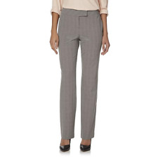 ae061e4fcc Women's Covington Windowpane Dress Pants Grey Size 18