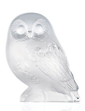 Lalique Crystal (Brand New) - Shivers Owl Ref: 1402100