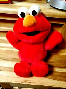 Vintage Tickle Me Elmo 1995 Plush Talks Laughs #62715