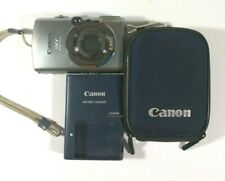 Canon IXY Digital 800IS 6MP Camera w/ Case & Charger- Japan Made- NO BATTERY