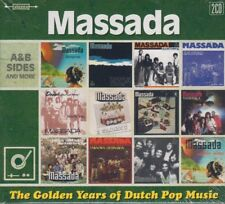 Massada 2 CD Set The Golden Years Of Dutch Pop Music 2018