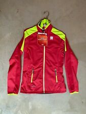 Sportful XC Cross Country Ski Squadra Womens Gore Windstopper Jacket Size Small
