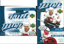 05-06 UD MVP HOCKEY RETAIL AND BLASTER 2 BOX COMBO LOOK FOR CROSBY OVECHKIN RC