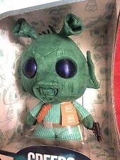 "Cute 6.25"" Soft Sculpture by Funko STAR WARS infamous GREEDO Fabrikations 04 NIB"