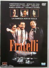 Dvd Fratelli - el Funeral de Abel Ferrara 1996 Usado