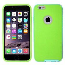 Fundas y carcasas bumperes Para iPhone 6 color principal azul para teléfonos móviles y PDAs