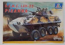 Italeri U.S.M.C. LAV-25 Piranha 1:35 #259 R10857