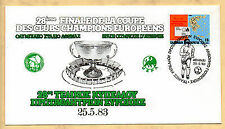 28th European Final Champions Cup, HAMBURG JUVENTUS Athens 1983, RRR Envelope N1