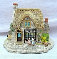 VINTAGE LILLIPUT LANE PENNY SWEETS WITH ORIGINAL BOX & DEEDS PERFECT CONDITION
