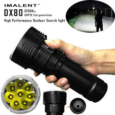 IMALENT DX80 XHP70 LED Most Waterproof Powerful Flood LED Seach Flashlight Torch