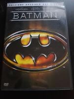 BATMAN DVD EDIZIONE SPECIALE 2 DISCHI COME NUOVO