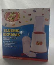 Jelly Belly Slushie Snow Cone Maker Express Rare NIB  NOS       I-5-1