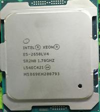 Intel Xeon E5 2650L V4 QS QK93 SR2N8 1.7GHz 14Core 35MB LGA2011-3 Processor CPU