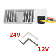 Universal DC 24V  to 12V 240W Step-down Truck Power Converter Voltage Reduction
