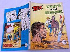 Tex n.148 originale prima edizione con lire 250 Febbraio 1973 edizioni Araldo