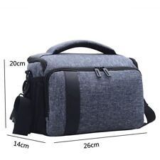 Waterproof Shoulder Camera Bag Case For SONY Alpha A7 A7R A7S W6