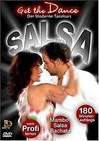 Get the Dance - Salsa | DVD | Zustand gut