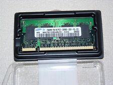 256MB Samsung DDR2 RAM PC2-3200S-333-10-C3 400MHz 1Rx16 SO-DIMM M470T3354BZ3-CC