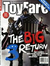 Toyfare Toy Magazine Issue #155 COVER 1 (JUL 2010)