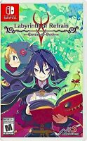 Labyrinth of Refrain: Coven of Dusk Nintendo Switch Brand New