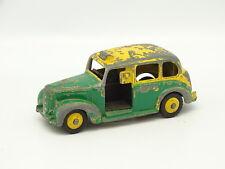 Dinky Toys GB SB 1/43 - Austin Taxi verde y Amarillo