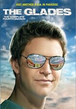 The Glades COMPLETE Fourth SEASON 4 Four DVD Set Series TV Show Episode Video Ma