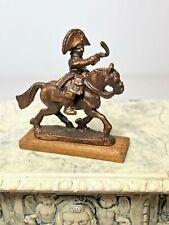 Vintage Dolls House Miniature 'bronze' Ornament Horse C737