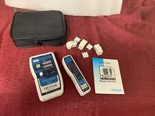 TrendNet Network Cable Tester TC-NT2 set with tone generator remote terminator