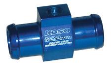 "Koso Water Temperature Gauge Sensor Adapter 1/2""ID 14mm"