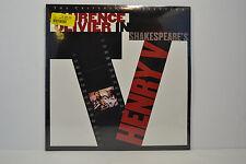 Henry V Criterion Laserdisc 1995 CC1410L