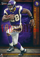 54 Adrian Peterson Minnesota Vikings Fathead Tradeable 2012 NFL