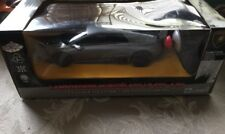 RC Lamborghini Murcielago Fully Functional 1:24 Radio Control Silver NEW