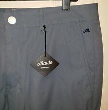 Bonobos Maide Golf Pants Mens 32x32 NWT $108.00 Gray