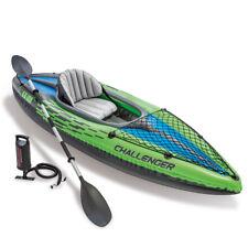 Canoa INTEX KAYAK CANOA 68305 Challenger K1 Kayak 68305 274x76 cm,MODELLO 2019