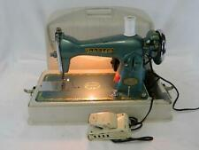 Morse Vintage Deluxe 200 Sewing Machine With Foot Pedal Control