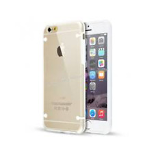 Transparent TPU Gel Case For Apple iPhone 5 5S SE  6 6S & Screen Protector