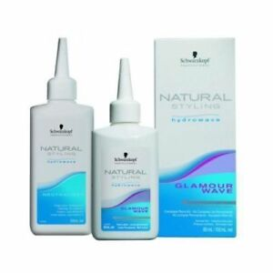 Schwarzkopf Natural Styling Hydrowave Glamour Wave Kit 0 - Resistant Hair