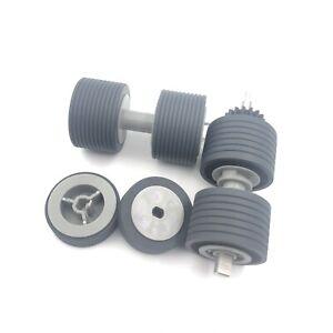 10SET PA03575-K011 PA03575-K013/K012 Fujitsu Fi-6400 Fi-6800 Pickup Brake Roller