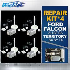 4 Kits for Ford Door Lock Actuator Repair Kit Falcon BA BF AU Territory SX SY TX