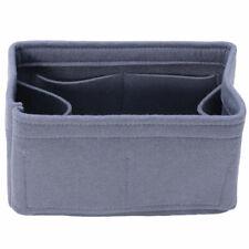 Felt Insert Bag Makeup Organizer Inner Purse Portable Cosmetic Bags Storage Tote