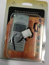 Ericsson T100i,T105i FoneSkin Case in Clear 096525. Brand New Original packaging