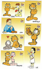 Garfield Trading Card Set of 71 Cards