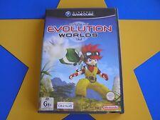 EVOLUTION WORLDS - GAMECUBE - Wii Compatible