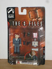 Palisades X-Files Palz Series 1 Special Agent Dana Scully MOSC sealed minimates