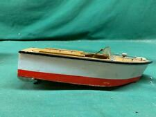 Nkk Wooden 9 1/2 inch Runner Boat With Box