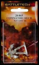 BattleTech Miniatures Commando COM-2D by Iron Metals IWM 20-865
